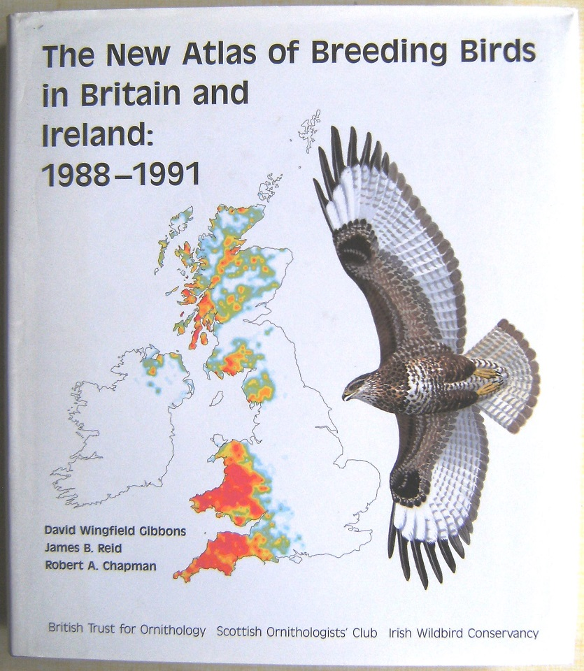 Image for The New Atlas of Breeding Birds in Britain and Ireland : 1988 - 1991