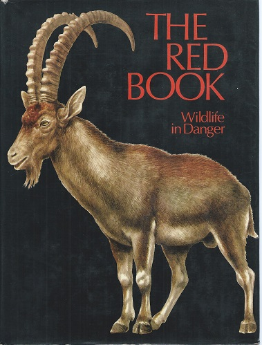 Image for The Red Book - Wildlife in Danger
