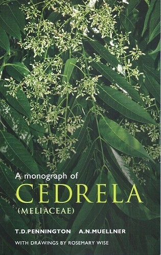 Image for A Monograph of Cedrela (Meliaceae)