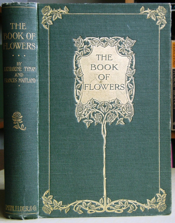 Image for The Book of Flowers