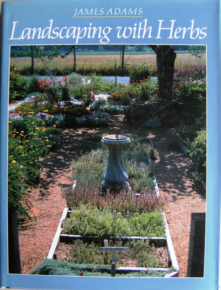 Image for Landscaping With Herbs