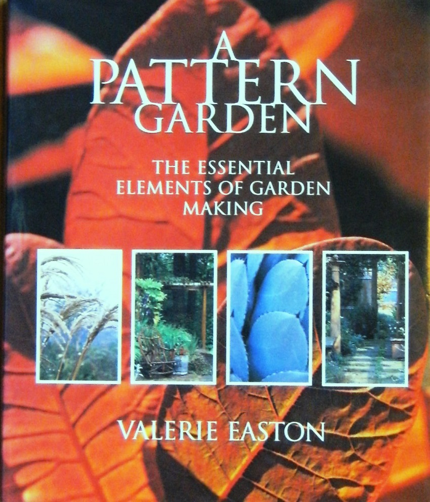 Image for A Pattern Garden - the essential elements of garden making