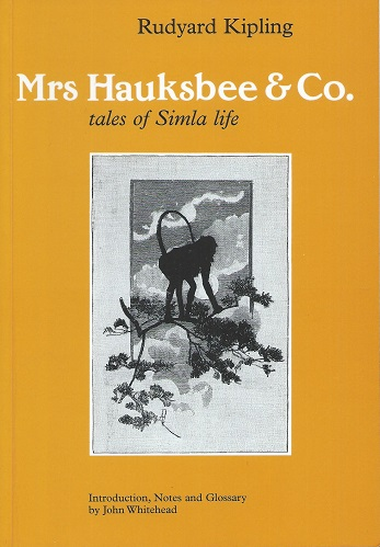 Image for Mrs Hauksbee & Co. - Tales of Simla Life