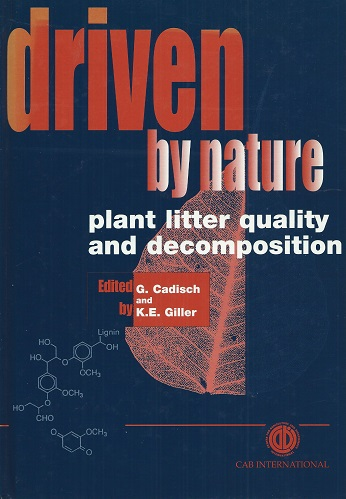 Image for Driven by Nature - plant litter quality and decomposition