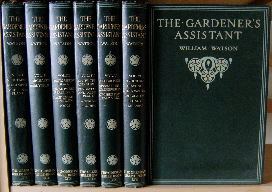 Image for The Gardener's Assistant  (6 volumes)