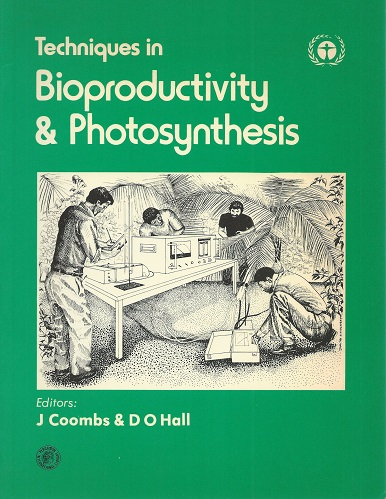 Image for Techniques in Bioproductivity and Photosynthesis