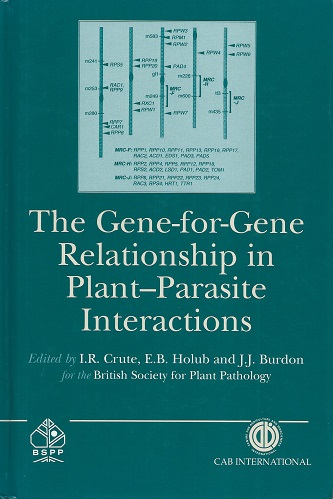 Image for The Gene for Gene Relationship in Plant-Parasite Interactions
