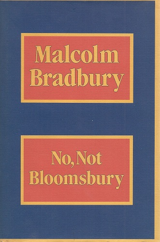 Image for No, Not Bloomsbury