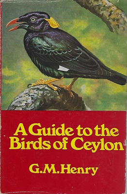 Image for A Guide to the Birds of Ceylon