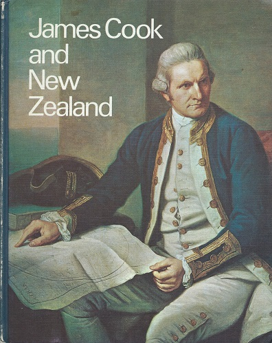 Image for James Cook and New Zealand