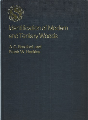 Image for Identification of Modern and Tertiary Woods