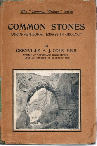 Image for Common Stones - Unconventional Essays in Geology