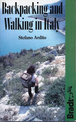 Image for Backpacking and Walking in Italy