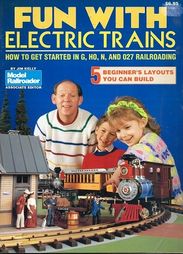 Image for Fun With Electric Trains