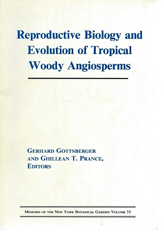 Image for Reproductive Biology and Evolution of Tropical Woody Angiosperms - a symposium from the XIVth International Botanical Congress, Berlin, 1987