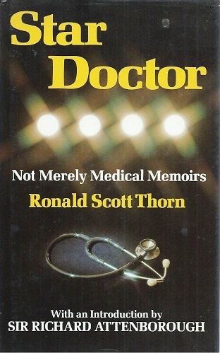 Image for Star Doctor - not merely medical memoirs