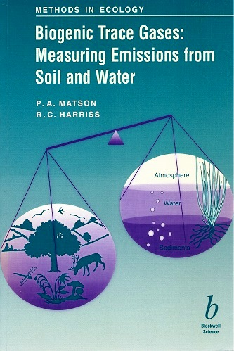 Image for Biogenic Trace Gases: Measuring Emissions from Soil and Water