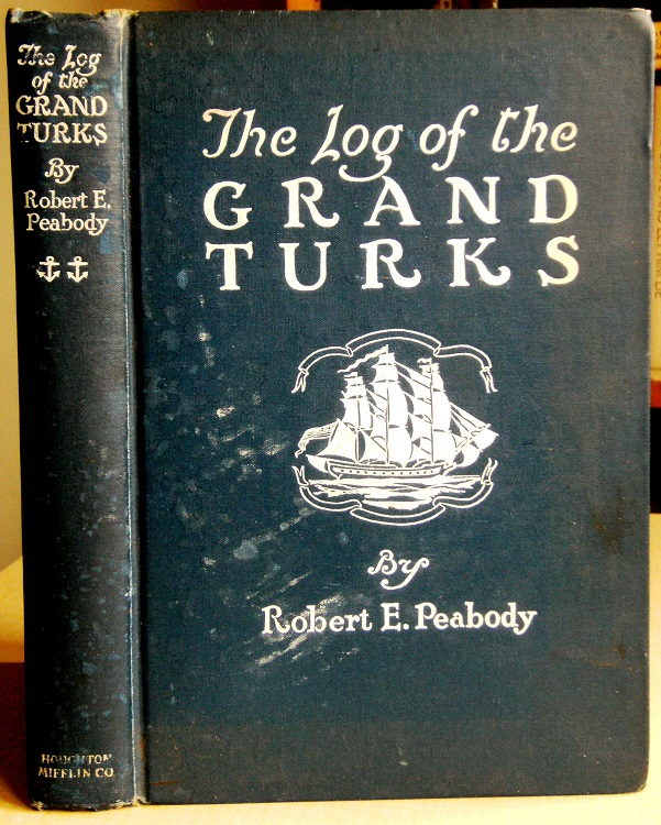 Image for The Log of the Grand Turks