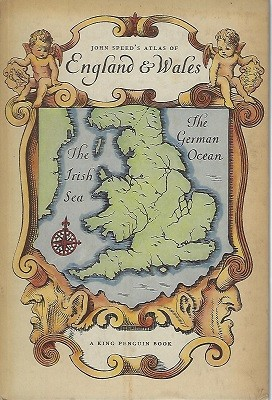 Image for An Atlas of Tudor England and Wales - Forty Plates from John Speed's Pocket Atlas 0f 1627 [Alan Titchmarsh's copy]