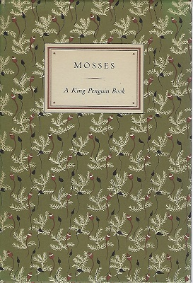 Image for A Book of Mosses