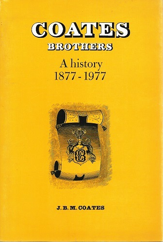 Image for Coates Brothers - A History, 1877 - 1977