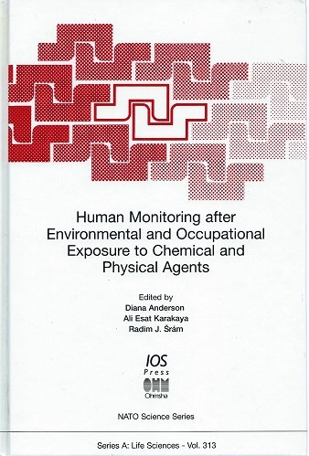 Image for Human Monitoring After Environmental and Occupational Exposure to Chemical and Physical Agents