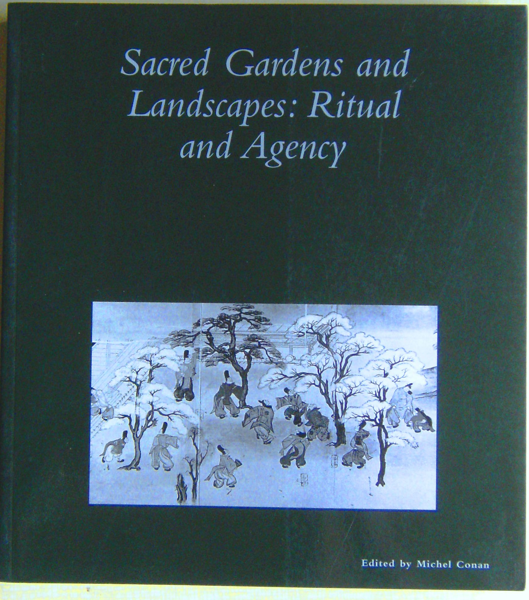 Image for Sacred Gardens and Landscapes : Ritual and Agency