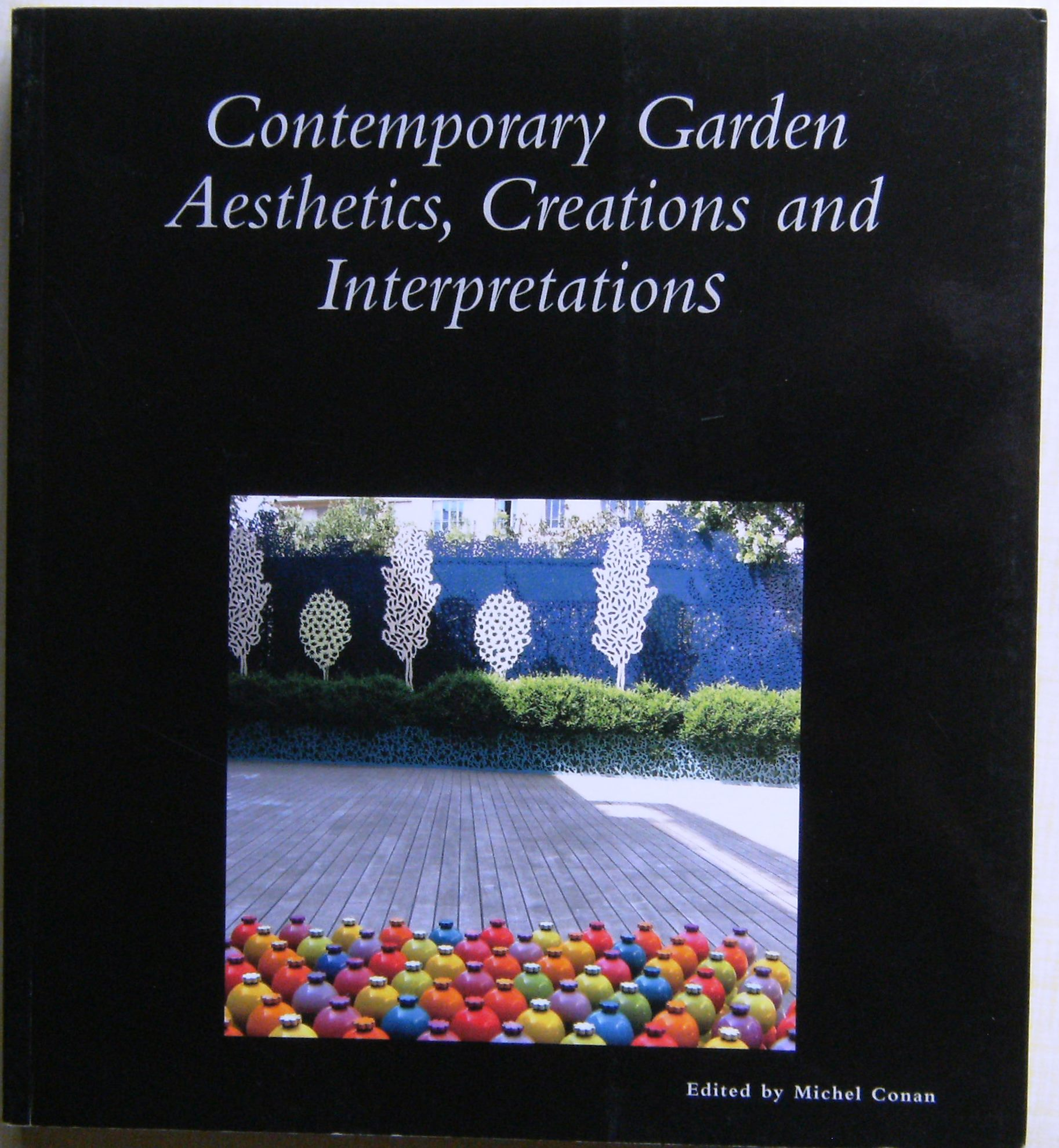 Image for Contemporary Garden Aesthetics, Creations and Interpretations