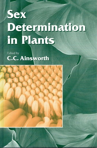 Image for Sex Determination in Plants [Sir John Burnett's copy]