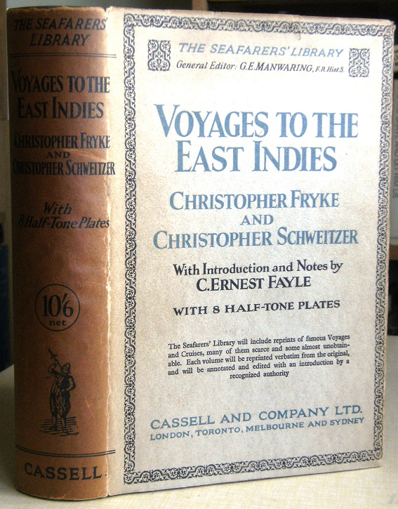 Image for Voyages to the East Indies