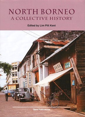 Image for North Borneo - A Collective History