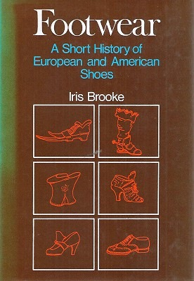 Image for Footwear - a short history of European and American Shoes