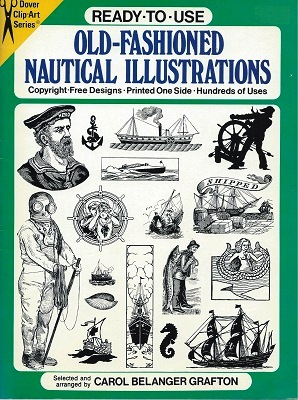 Image for Ready to use Old-Fashioned Nautical Illustrations
