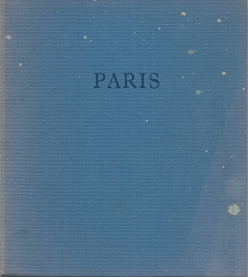Image for Paris (Portraits of Cities) (Alan Titchmarsh's copy]