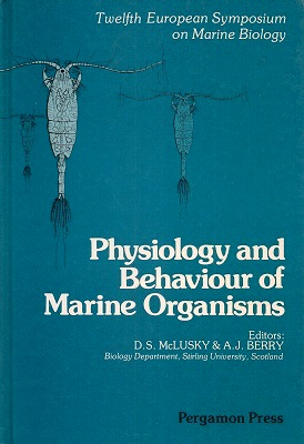 Image for Physiology and Behaviour of Marine Organisms (Twelfth European Symposium on Marine Biology