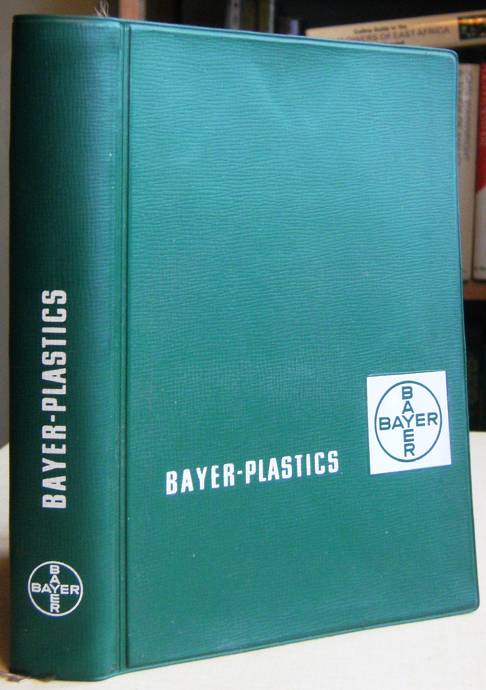 Image for Bayer Pocket Book for the Plastics Industry