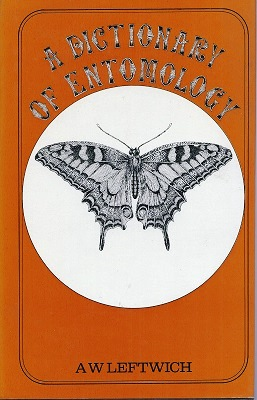 Image for A Dictionary of Entomology (Alan Titchmarsh's copy]