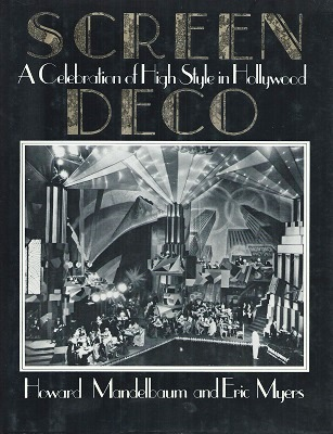 Image for Screen Deco - a Celebration of High Style in Hollywood