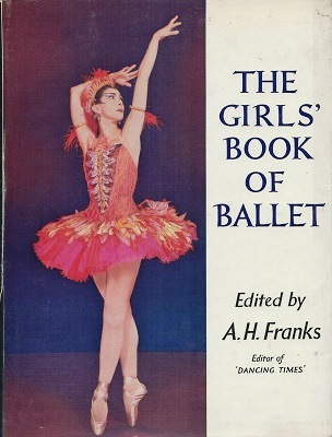 Image for The Girls' Book of Ballet  [Alan Titchmarsh's copy]