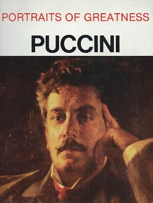 Image for Puccini (Portraits of Greatness series) {Alan Titchmarsh's copy}