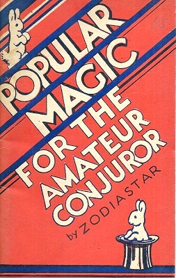 Image for Popular Magic - a Book for the Amateur Conjuror
