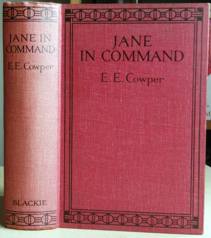 Image for Jane in Command