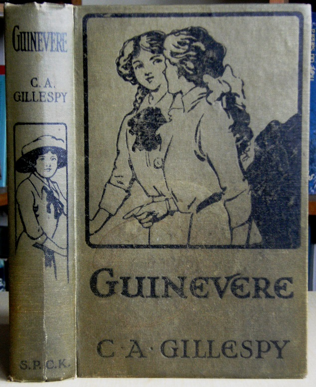 Image for Guinevere, or The Ladder of Love