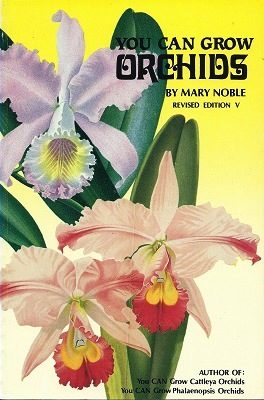 Image for You Can Grow Orchids