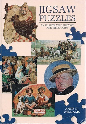 Image for Jigsaw Puzzles - an illustrated history and price guide