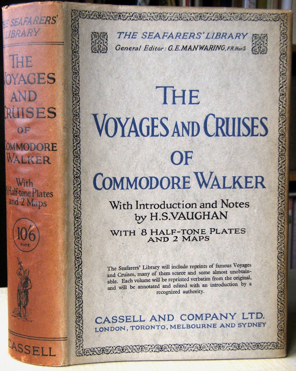 Image for The Voyages and Cruises of Commodore Walker