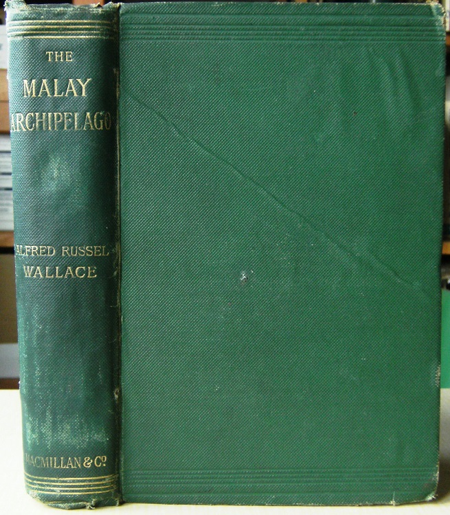 Image for The Malay Archipelago, the Land of the Orang-Utan and the Bird of Paradise; A Narrative of Travel, With Studies of Man and Nature