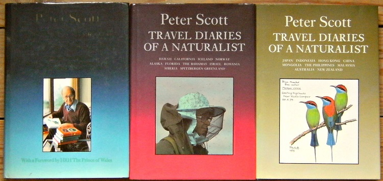Image for Travel Diaries of a Naturalist - Three volumes