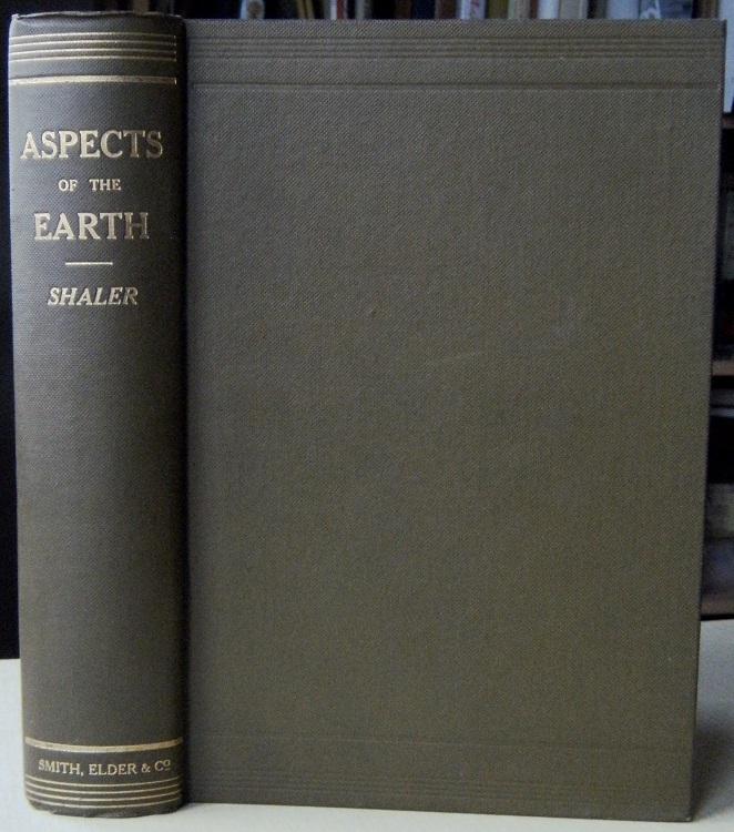 Image for Aspects of the Earth - a popular account of some familiar geological phenomena