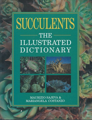 Image for Succulents - the Illustrated Dictionary (Hardback edition)